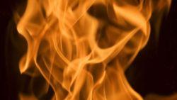 Ex-pompier sticht brand in supermarkt en gaat ervandoor met volle winkelkar