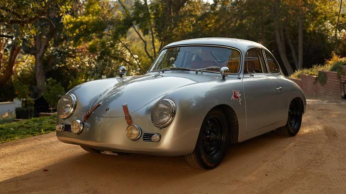 De 356 was het eerste model van Porsche