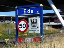 Provinciale weg in Ede nog dit jaar veiliger voor fietsers