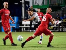 Laurent Ciman et Toronto éliminés en huitièmes du tournoi MLS