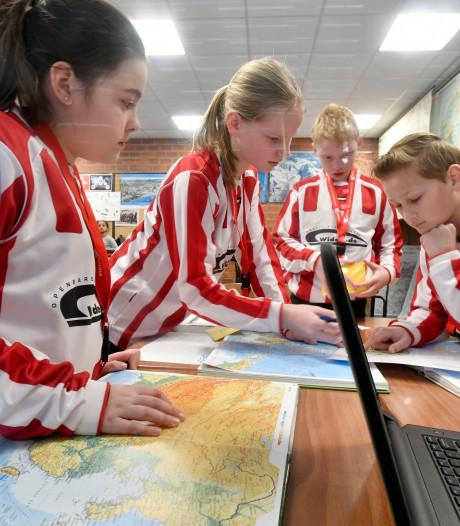 Widerode uit Wierden pakt winst GEObattle in Almelo