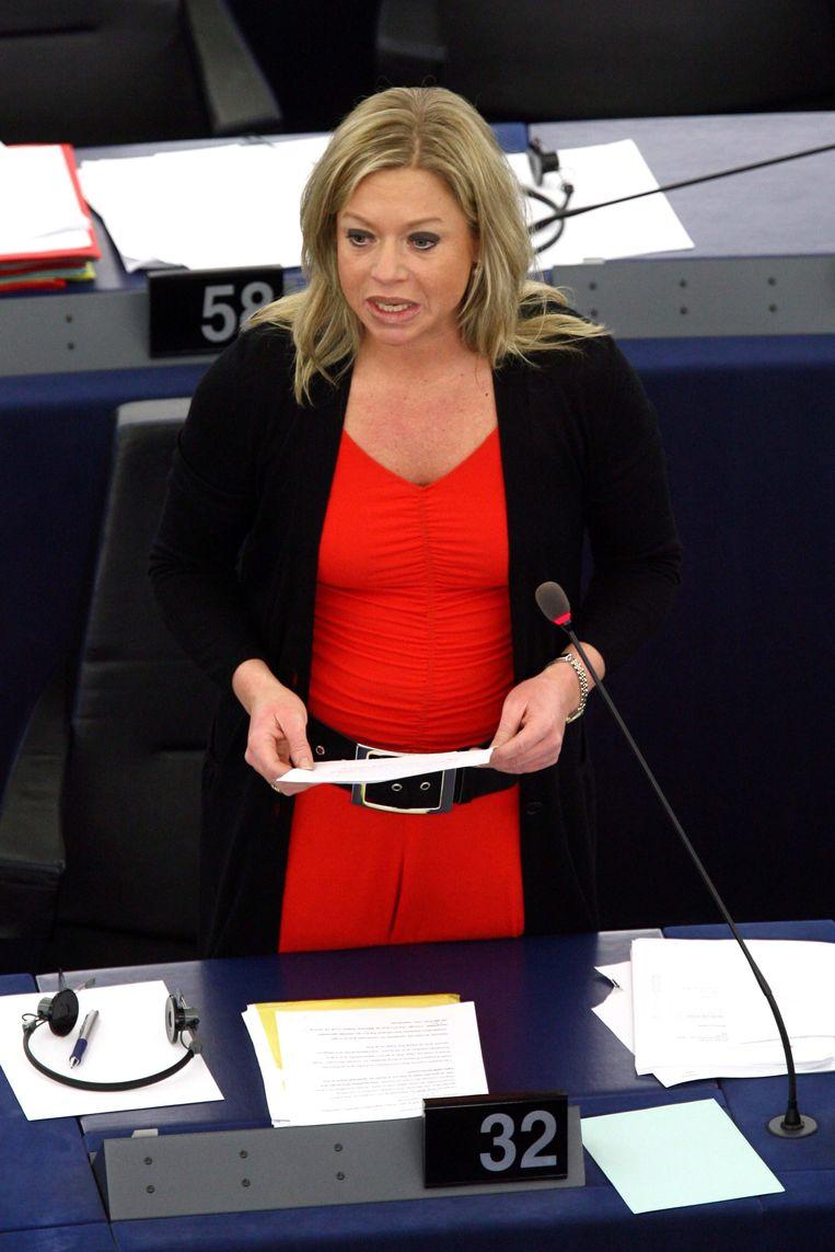Nederlands Kamerlid Jeanine Hennis