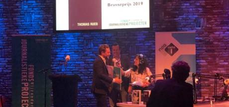 Thomas Rueb wint Brusseprijs met boek over Syriëganger Laura H.