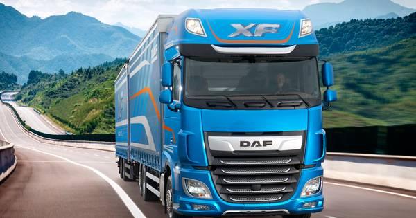 Nieuwe cf en xf trucks van daf 39 stuk zuiniger 39 daf for Engelse tuin 1 waalre