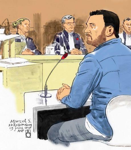 Dordtse vader blijft wurging zoontje Diego ontkennen bij gerechtshof: 'Ik was zijn beste vriend'