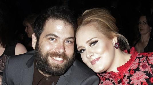Adele et son ex-mari Simon