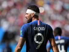 Giroud ziet terugkeer naar Frankrijk wel zitten