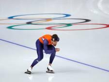 Nederlanders op 1000 meter in laatste drie ritten