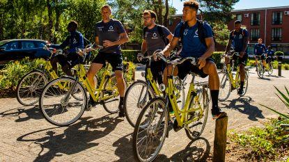 Blauw-zwart kiest voor de fiets