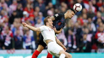 LIVE. Kalinic behoedt Kroatië van achterstand op Wembley, Milic moet nog voor het halfuur invallen