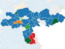 Renkum volgt de landelijke trend: VVD de grootste, PvdA grootste verliezer
