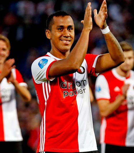 Tapia transfervrij van Feyenoord naar Celta de Vigo