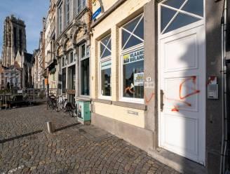 Vlaams Belang vraagt oprichting graffititeam na vandalisme aan secretariaat
