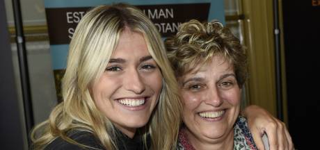 Estavana Polman belt tien keer per dag met haar moeder