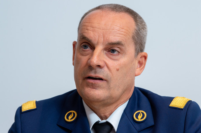 Marc De Mesmaeker.